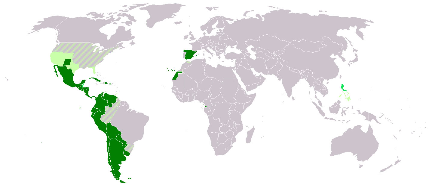 Spanish-Speaking-Countries