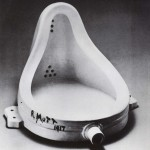 Duchamp M. (1917) . Fountaine