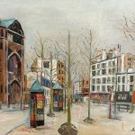 Utrillo (1910) Place des abesses